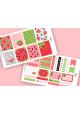 Watermelon Mini Sticker Kit