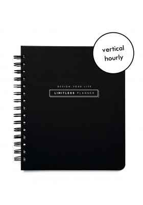 DYL®: Limitless Planner (vertical hourly)