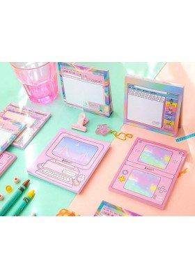 Kawaii Pink Notepad