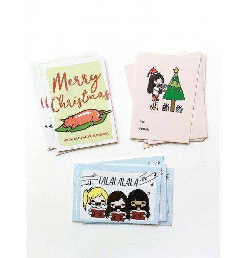 Christmas Sarah Gift Tags