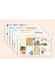 Ramen Ultimate Weekly Sticker Kit
