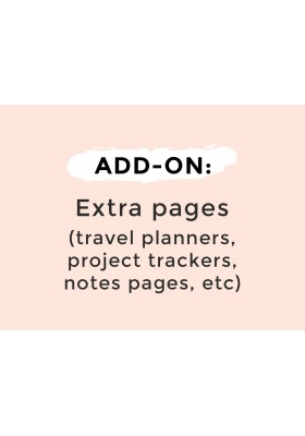ADD-ON: Extra Pages