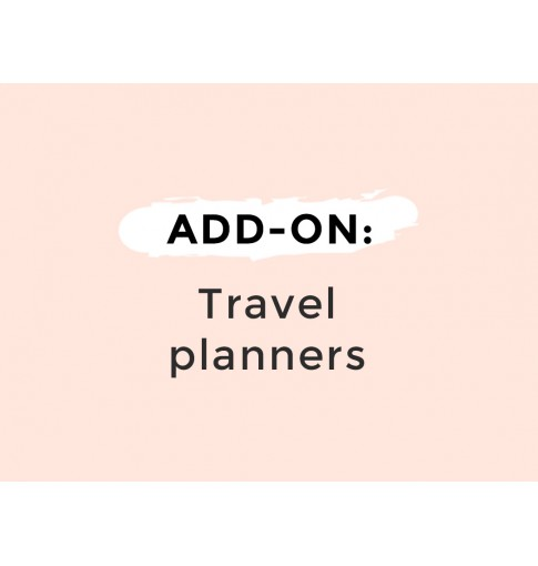 ADD-ON: Travel Planners