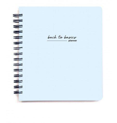 Back to Basics Planner - Undated