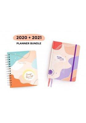 2020 + 2021 Planner Bundle